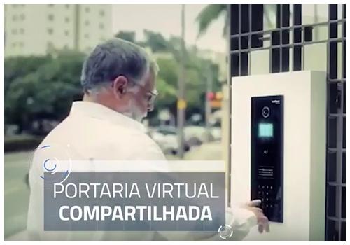 portaria virtual compartilhada